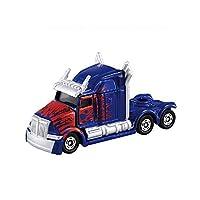 Tomica Dream Tomica Transformers Optimus Prime ミニカー [並行輸入品]