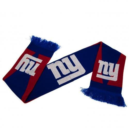 New York Giants ニューヨーク・ジャイアンツ オフィシャル マフラー【NFL】