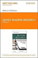 Reading Research - Elsevier eBook on VitalSource (Retail Access Card): A User-Friendly Guide for Health Professionals 6e [並行輸入品]