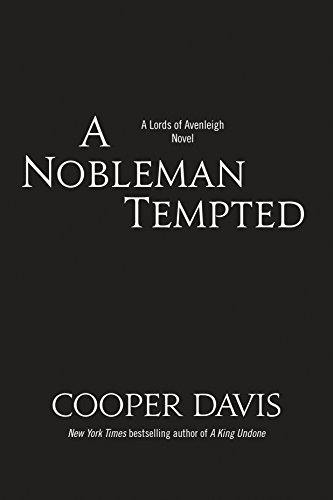 A Nobleman Tempted: A Gay Historical Romance (A Lords of Avenleigh Novel)