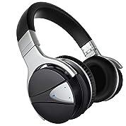 JPEpic 高音質 ヘッドセット Bluetoothヘッドフォン ノイズキャンセル ワイヤレスヘッドホン マイク内蔵