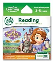 LeapFrog Disney (ディズニー) Sofia The First Sofia's New Friends Interactive Storybook (for LeapPad Tablets) おもちゃ (並行輸入)