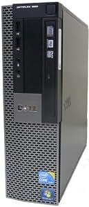 中古パソコン デスクトップ DELL OptiPlex 980 SFF Core i7 870 2.93GHz 8GBメモリ 500GB Sマルチ Windows7 Pro 64bit 搭載 Radeon HD 3450 正規リカバリーディスク付属 動作保証30日間