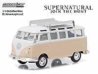 [グリーン ライト]Greenlight 1:64 Hollywood Series 13 1964 VW Samba Bus Rainbow Motors Supernatual 44730_C [並行輸入品]