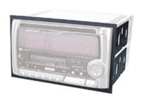 ENDY EFK-021N フェイスパネルキット (日産2DIN用) その他カーナビ TV モニター関連