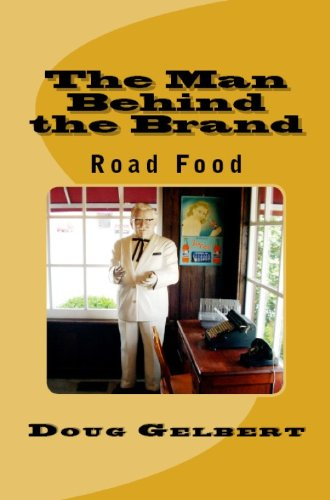The Man Behind The Brand - Road Food (English Edition)