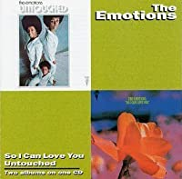 So I Can Love You/Untouched by Emotions (1996-03-19)