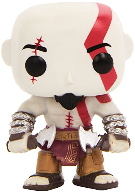 God of War : Kratos Vinyl Action Figure 3431 Collectible Toy 25