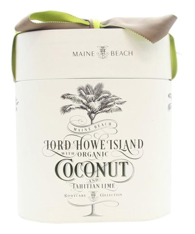 噴出する塩悪用マインビーチ ココナッツ&ライムシリーズ DUO Gift Pack デュオ ギフト パック