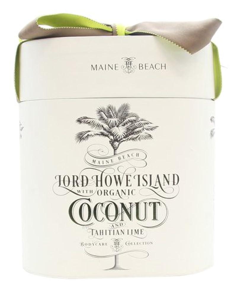アブストラクト海岸背景マインビーチ ココナッツ&ライムシリーズ DUO Gift Pack デュオ ギフト パック