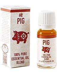 Mystix London | Pig | Chinese Zodiac Essential Oil Blend 10ml