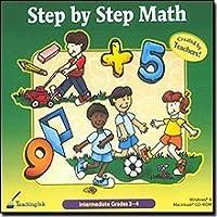 Step by Step Math (Gr. 3-4) [並行輸入品]