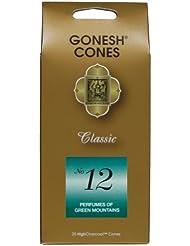 GONESH インセンス コーン No.12