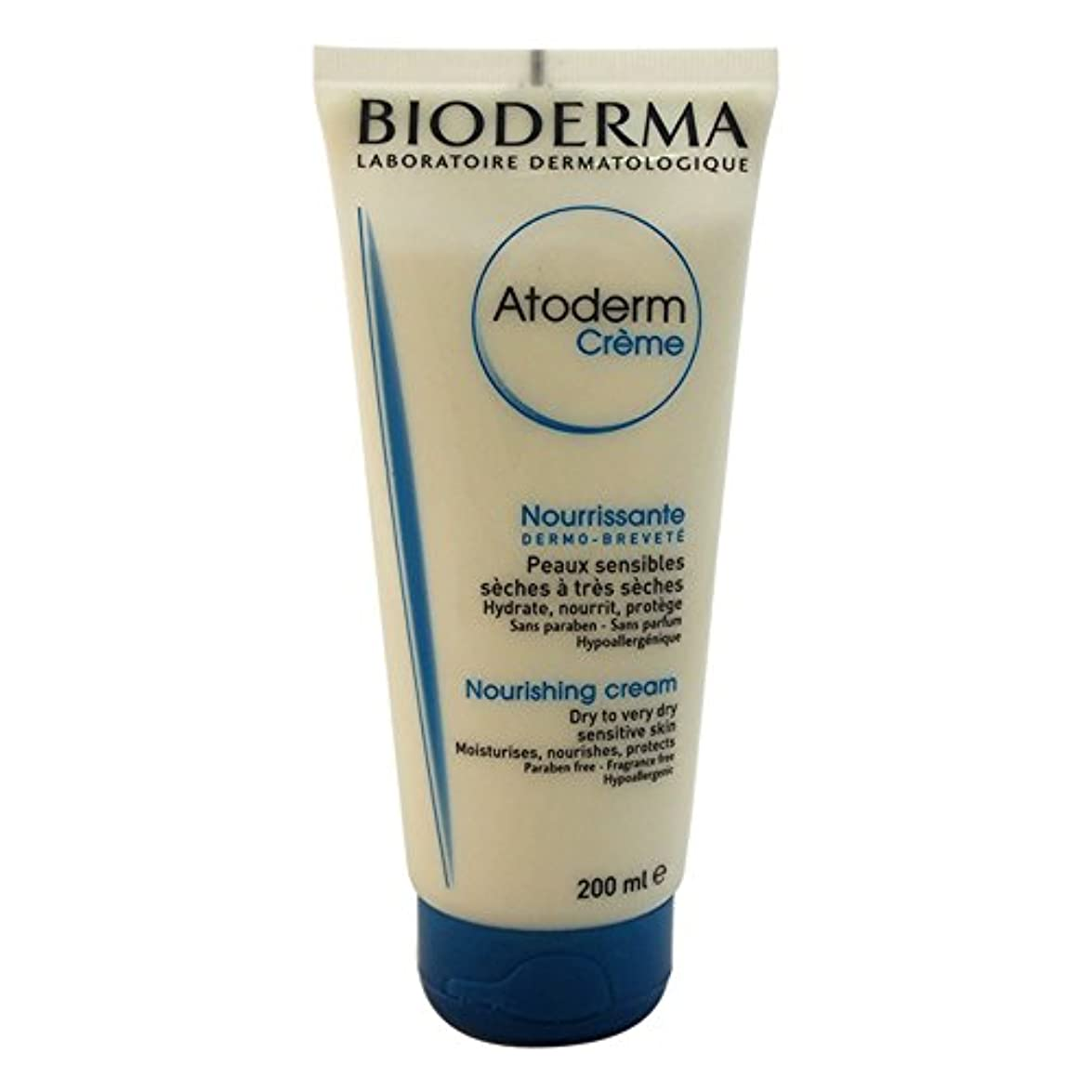 Bioderma - Atoderm Creme Ultra-Nourishing Cream (200 ml) [並行輸入品]