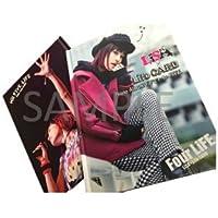 LiSA CARD カード グッズ フォトアルバム ライフカードLifecard