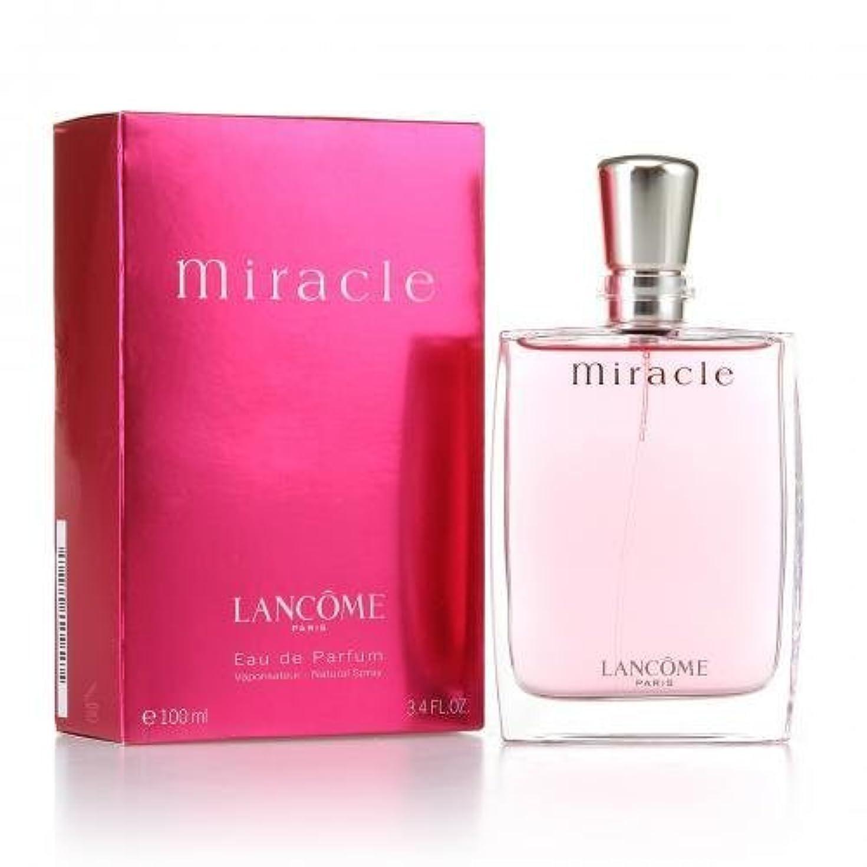 アサー光沢のある徹底的にランコム LANCOME ミラク オードパルファム EDP 100mL 香水
