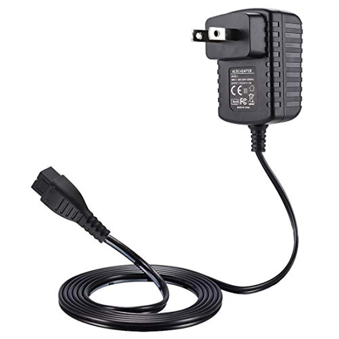 干渉する地域贅沢なPunasi パナソニック シェーバー対応 5.4V 1.2A Panasonic対応 ACアダプター DCアダプター 5.4V電源アダプター交換用充電器 ES7000 ES8000 シリーズ ES8232 ES8237...