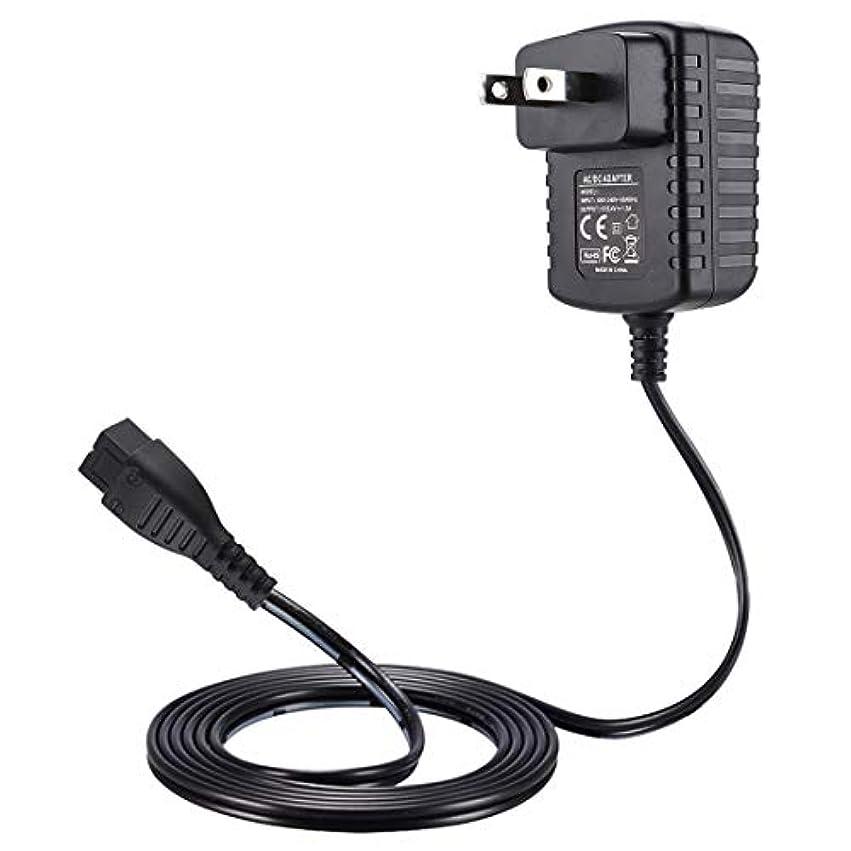 超高層ビルグラフ知覚的Punasi パナソニック シェーバー対応 5.4V 1.2A Panasonic対応 ACアダプター DCアダプター 5.4V電源アダプター交換用充電器 ES7000 ES8000 シリーズ ES8232 ES8237...