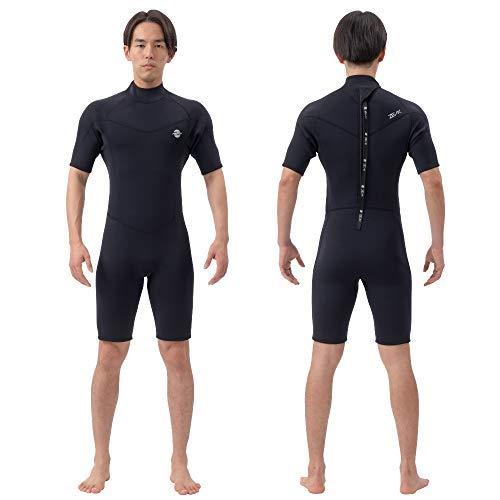 ZEAK(ジーク) ウェットスーツ メンズ スプリング ウエットスーツ Mサイズ