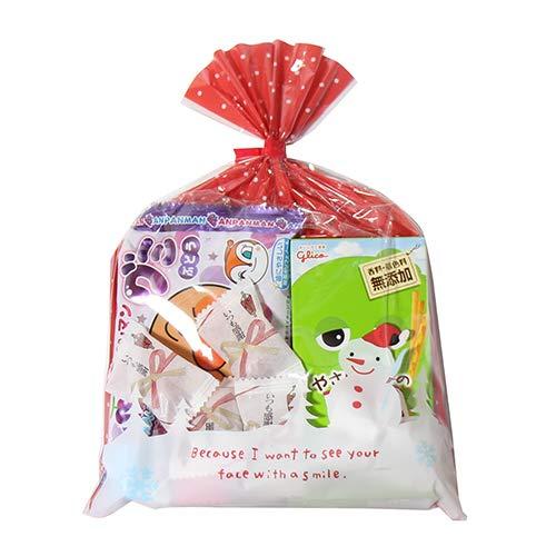 クリスマス袋 400円 お菓子 チョコレート 詰め合わせ(Cセット) 駄菓子 袋詰め おかしのマーチ