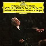 モーツァルト:交響曲第29番&第39番