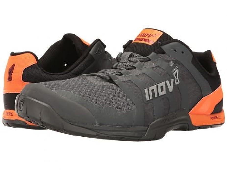 占めるアーク震えInov-8(イノヴェイト) メンズ 男性用 シューズ 靴 スニーカー 運動靴 F-Lite 235 V2 - Grey/Red/Orange [並行輸入品]