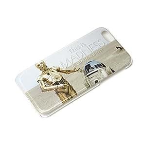 iJacket スターウォーズ/StarWars iPhone6s/6対応 ハードケース C-3PO&R2-D2 PG-DCS979C3