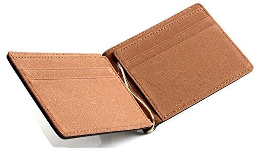海外旅行 財布 二つ折り コンパクト 使いやすい マネークリ...