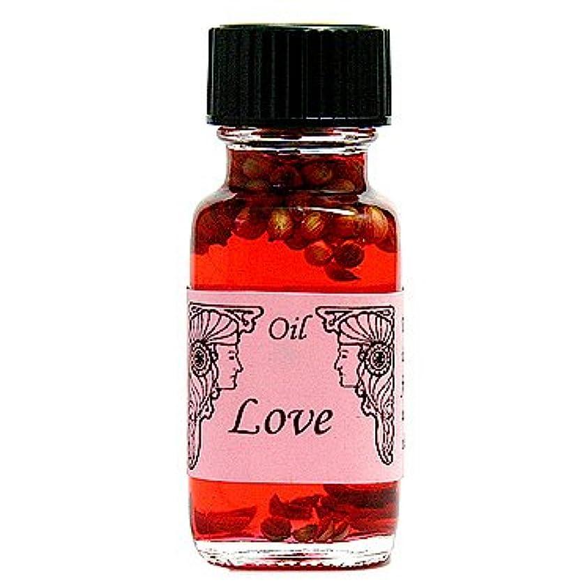 ダイアクリティカル貝殻普遍的なアンシェントメモリーオイル ラブ LOVE 15ml (Ancient Memory Oils)