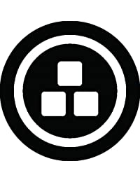 家紋シール 丸に三石紋 布タイプ 直径40mm 6枚セット NS4-0596