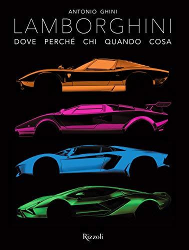 Lamborghini: Where Why Who When What