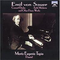 Emil Von Seuer Piano Works