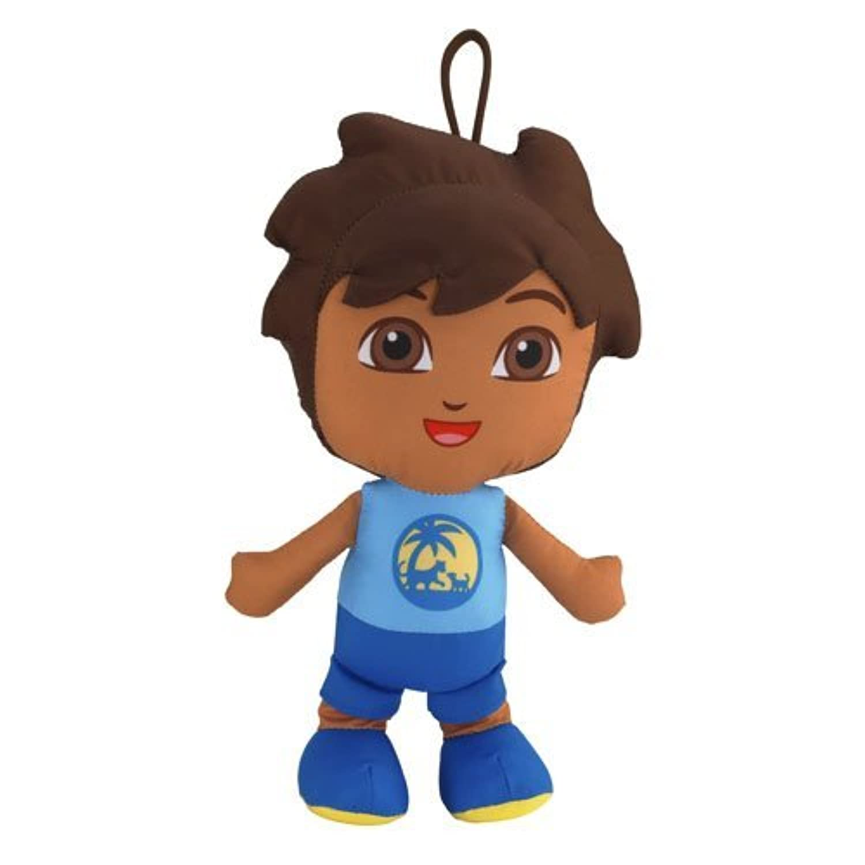 Fisher-Price Nickelodeon's Dora The Explorer: Diego Bath Plush by Dora the Explorer [並行輸入品]