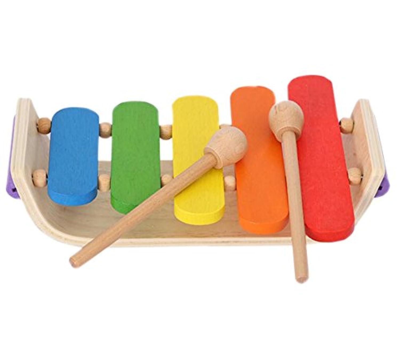 早期教育パズル玩具Small Xylophone子供木製