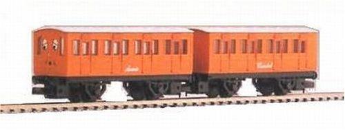 Nゲージ車両 アニーとクララベル客車セット HO-807