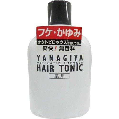 柳屋 薬用ヘアトニック フケ・かゆみ用(240mL) 化粧品...