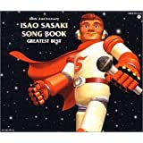 ISAO SASAKI SONG BOOK-Greatest Best-40th Anniversa