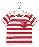 ピクニックマーケット (PICNIC MARKET) (チャンピオン) Champion 半袖Tシャツ produced by ミキハウストレード 22-5201-268 100cm 赤×白