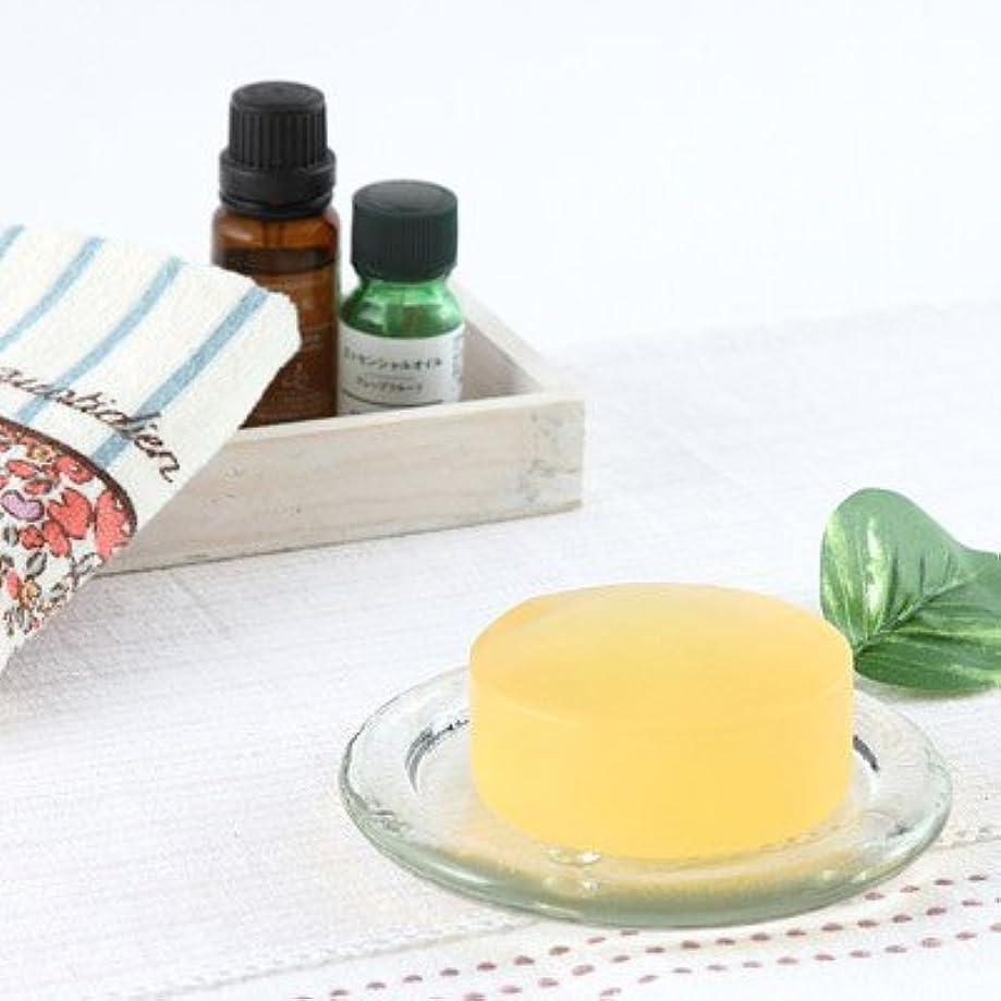 局ロゴ士気国産新鮮馬油を使用 超低刺激だから安心して使える洗顔ソープ ピュアティ馬油ソープ