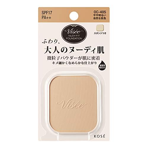 ヴィセ リシェ ヌーディフィット ファンデーション やや明るい自然な肌色 OC-405 10g