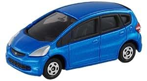 トミカ №100 Honda フィット (箱)
