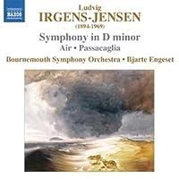 Symphony in D Minor Passacaglia Air