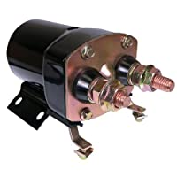 DB Electrical SDR6025 Solenoid Relay For Delco 40MT 50MT 12 Volt Starter Caterpillar 2N1973, 7L6586/Delco 1119835, 1119853, 1119879, 1119897,/Dubois 741879/Ford C3TZ-11390-A, SW1287, SZ667 [並行輸入品]