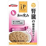 Amazon.co.jp日清ペットフード ジェーピースタイル 和の究み 腎臓の健康維持サポート 40g