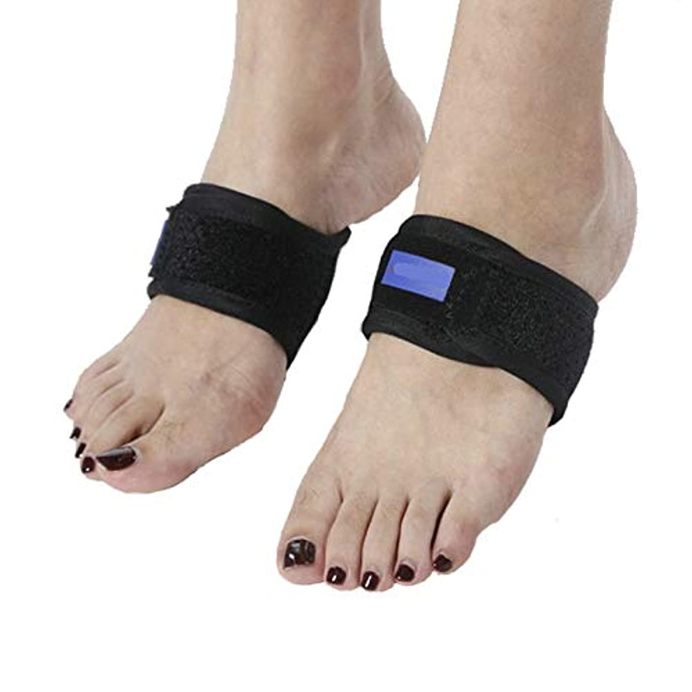 報酬の落ちた直感足首固定フットレスト、調節可能な足底筋膜炎ナイトスプリント足垂れ下がった器具、平らな足、高いまたは倒れたアーチ、かかとの痛みを軽減