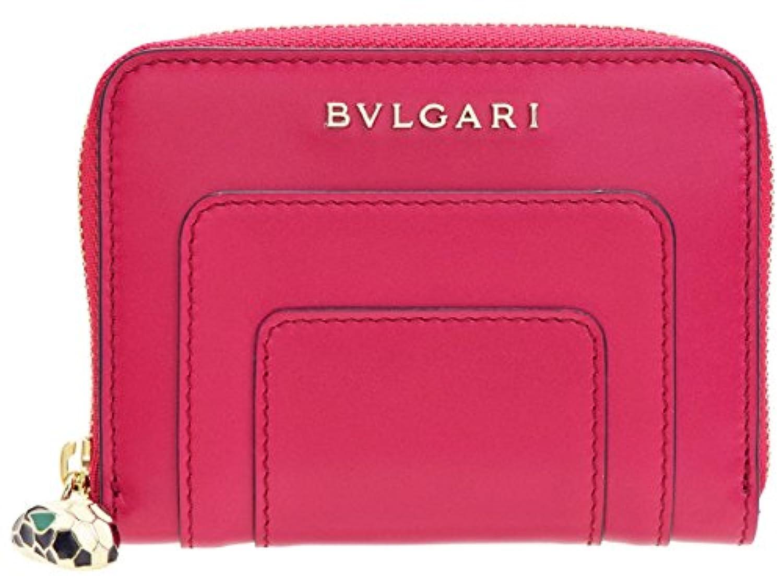 (ブルガリ) BVLGARI 小銭入れ ラウンドファスナー ミニ財布 283632 [並行輸入品]