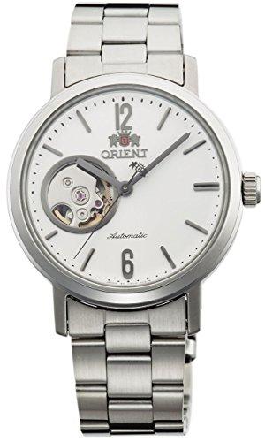 [オリエント]ORIENT 腕時計 クラシック STYLISH&SMART スタイリッシュ&スマート SEMI SKELETON-C 機械式 自動巻き ホワイト WV0431DB