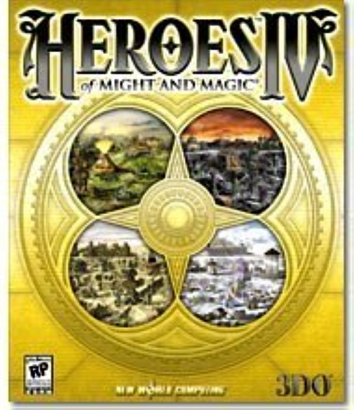 モス時間爆弾Heroes of Might & Magic 4 (輸入版)