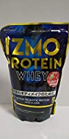 IZMO -イズモ- ホエイプロテイン ストロベリー風味 (1kg) 生きた乳酸菌BC-30配合