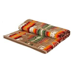 PENDLETON ペンドルトン ブランケット オーバーサイズ ジャガード タオル 180×100cm CHIEF JOSEPH チーフジョセフ Oversized Jacquard Towels 毛布 XB233-51114 並行輸入品